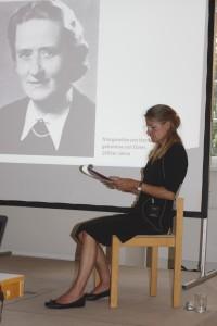 Gabriele Gatzweiler liest